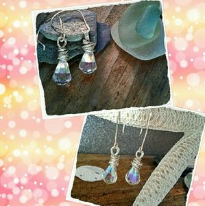 ⚓ MERMAIDS TEARDROP EARRINGS ⚓